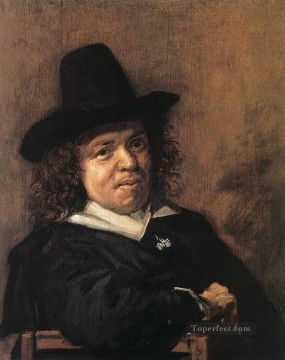 Frans Hals Painting - Frans Post portrait Dutch Golden Age Frans Hals