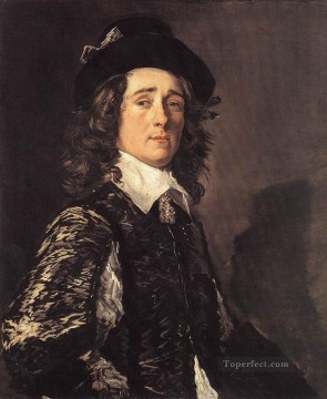 portrait - Jasper Schade portrait Dutch Golden Age Frans Hals