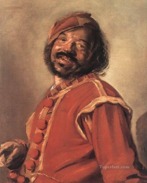 Frans Hals Painting - Mulatto portrait Dutch Golden Age Frans Hals