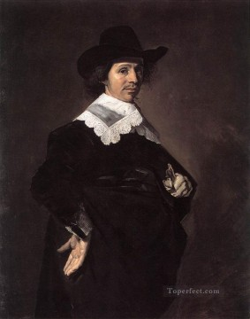 portrait - Paulus Verschuur portrait Dutch Golden Age Frans Hals