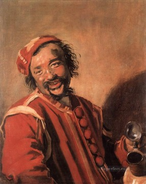 portrait - Peeckelhaering portrait Dutch Golden Age Frans Hals