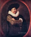 Portrait Dutch Golden Age Frans Hals