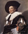 The Laughing Cavalier portrait Dutch Golden Age Frans Hals