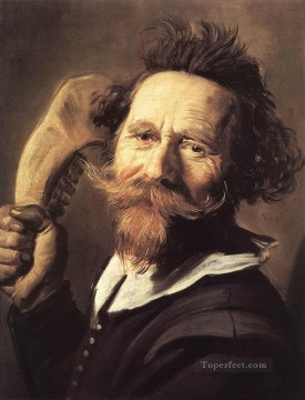 Don Art - Verdonck portrait Dutch Golden Age Frans Hals