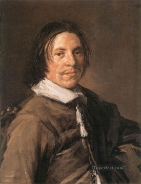 Inn Painting - Vincent Laurensz Van Der Vinne portrait Dutch Golden Age Frans Hals