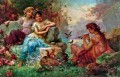 Charming The Animals Hans Zatzka