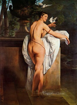 Carlotta Chabert come venere 1830 Francesco Hayez Oil Paintings