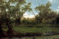 Brookside Romantic Martin Johnson Heade