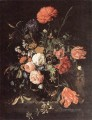 Vase Of Flowers 1 Dutch Baroque Jan Davidsz de Heem