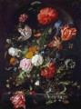 Flowers Dutch Baroque Jan Davidsz de Heem