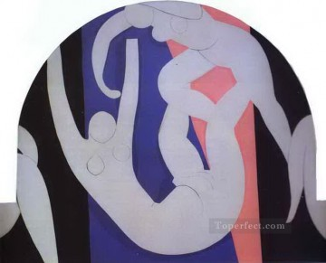 Henri Matisse Painting - The Dance 1932 abstract fauvism Henri Matisse