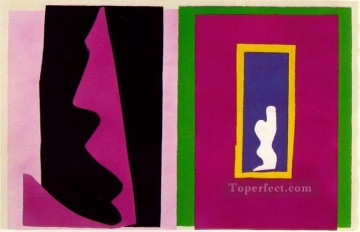 Henri Matisse Painting - Destiny Le destin Plate XVI from Jazz abstract fauvism Henri Matisse