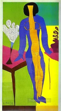 Henri Matisse Painting - Zulma 1950 abstract fauvism Henri Matisse