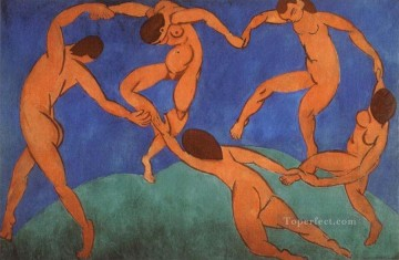 Henri Matisse Painting - Dance II abstract fauvism Henri Matisse