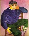 Marin II 1906 abstract fauvism Henri Matisse