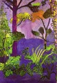Moroccan Landscape Acanthus 1911 abstract fauvism Henri Matisse
