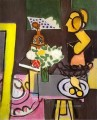 Still Life with a Head abstract fauvism Henri Matisse