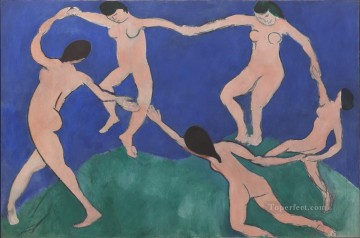 Henri Matisse Painting - The Dance nude abstract fauvism Henri Matisse