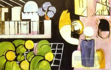 Henri Matisse Painting - The Moroccans abstract fauvism Henri Matisse