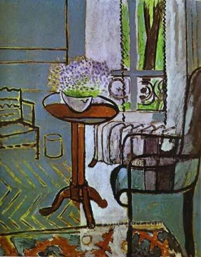 fauvism - The Window 1916 abstract fauvism Henri Matisse