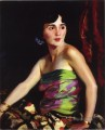 Isolina Maldonado Spanish Dancer portrait Ashcan School Robert Henri