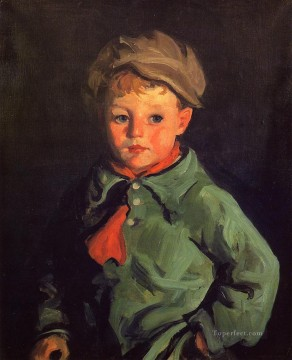 Henri Robert Painting - Skipper Mick portrait Ashcan School Robert Henri