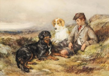 Good companions Heywood Hardy Oil Paintings