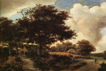 Landscape Meindert Hobbema Oil Paintings
