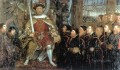 Henry VIII and the Barber Surgeons2 Renaissance Hans Holbein the Younger