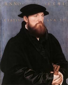 Hans Holbein the Younger Painting - De Vos van Steenwijk Renaissance Hans Holbein the Younger