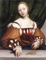 Lais of Corinth Renaissance Hans Holbein the Younger