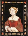 Portrait of Jane Seymour Renaissance Hans Holbein the Younger