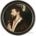 Portrait of Simon George Renaissance Hans Holbein the Younger