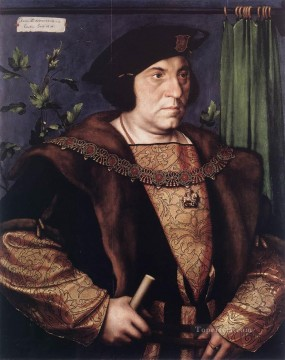 Henry Art Painting - Portrait of Sir Henry Guildford Renaissance Hans Holbein the Younger