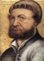 Self Portrait Renaissance Hans Holbein the Younger