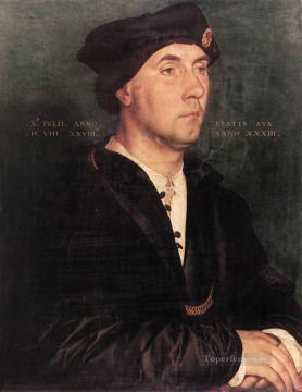 Hans Holbein the Younger Painting - Sir Richard Southwell Renaissance Hans Holbein the Younger