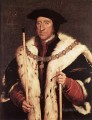 Thomas Howard Prince of Norfolk Renaissance Hans Holbein the Younger