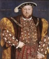 Portrait of Henry VIII Renaissance Hans Holbein the Younger