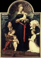 Darmstadt Madonna Hans Holbein the Younger