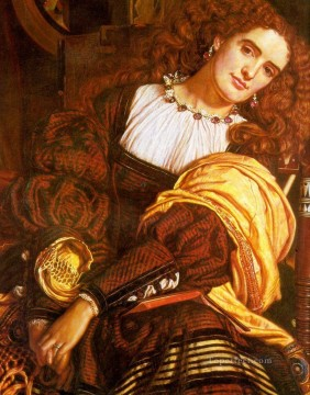 Hunt British William Holman Hunt Oil Paintings