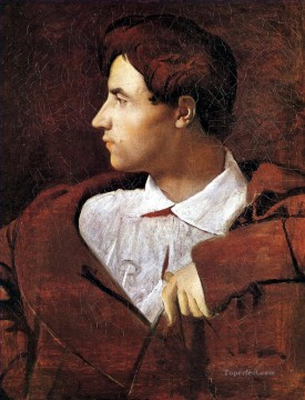 classical Painting - Baptiste Desdeban Neoclassical Jean Auguste Dominique Ingres