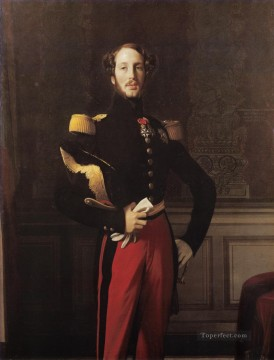 Charles Art - Ferdinand Philippe Louis Charles Henri Neoclassical Jean Auguste Dominique Ingres