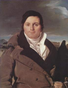Joseph Antoine Moltedo Neoclassical Jean Auguste Dominique Ingres Oil Paintings