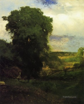 Midsummer Tonalist George Inness Oil Paintings