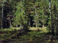 forest 3 classical landscape Ivan Ivanovich