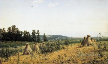 polesye classical landscape Ivan Ivanovich Oil Paintings
