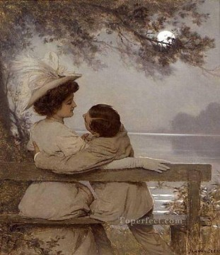 lovers Art - the Lovers Jan van Beers