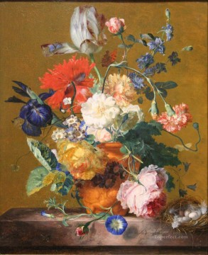 Huysum Works - Bouquet of Flowers Jan van Huysum