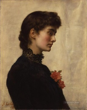 the artist s wife marion collier n e huxley John Collier Pre Raphaelite Orientalist Oil Paintings