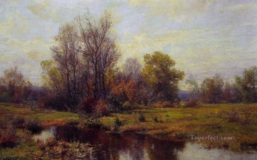 Woodland Scene scenery Hugh Bolton Jones Oil Paintings